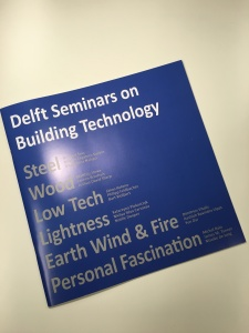 Seminar Building technology